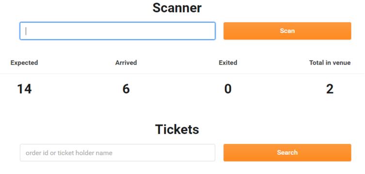 koppla upp order-ID